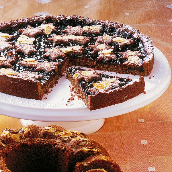 Low Fat Linzer Torte Rezept Kuchengotter