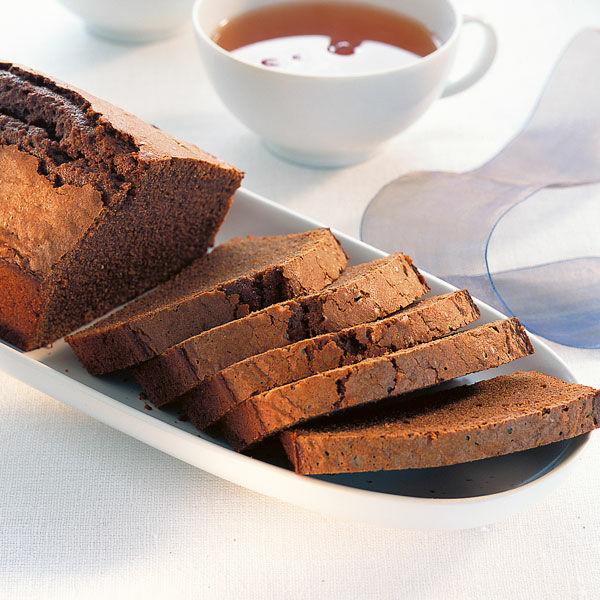 Schokoladenbrot Weihnachten.Kaffee Schokoladenbrot