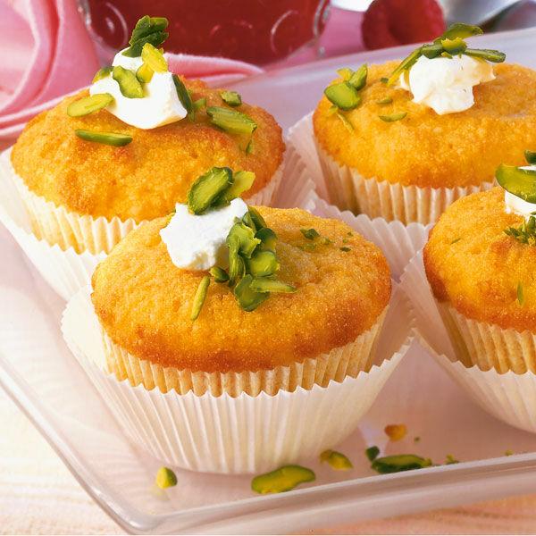Orangen muffins rezept