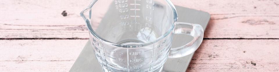 maßeinheit tasse