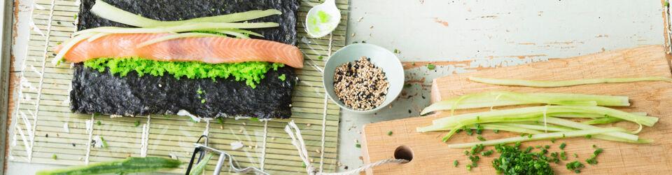 Nigiri Form Sushi Maker Former zum Sushi selbst machen Sushiroller für Nigiri