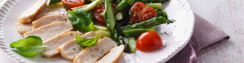 Beispiele für weiße und weiche Ernährung