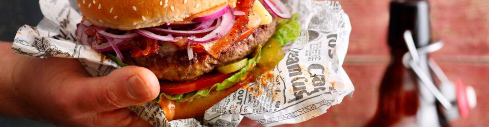 Die Besten Burger Rezepte Küchengötter