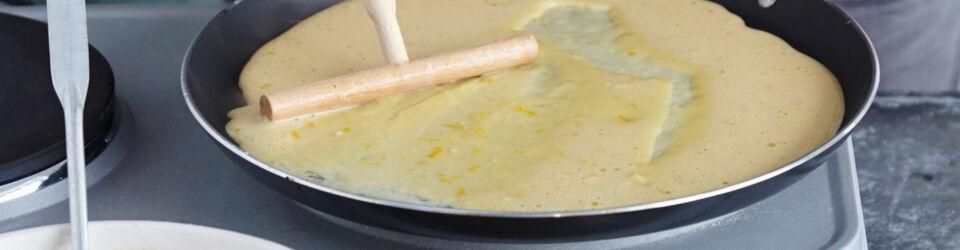 Crêpes Teig Grundrezepte Küchengötter