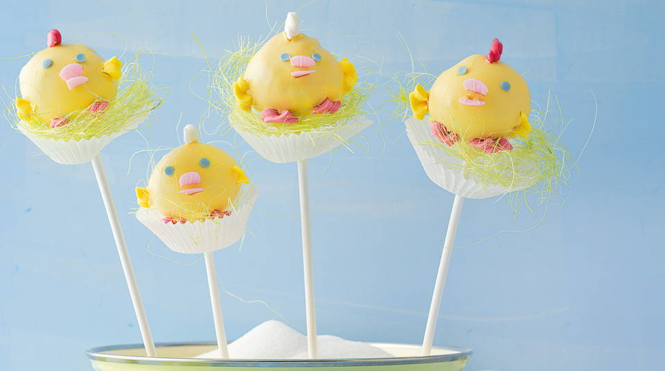 Cake-Pops selber machen: Rezepte, Tipps & Ideen | Küchengötter