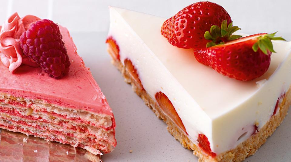 Mini Kühlschrank Für Kuchen : Rezepte für kühlschranktorten küchengötter