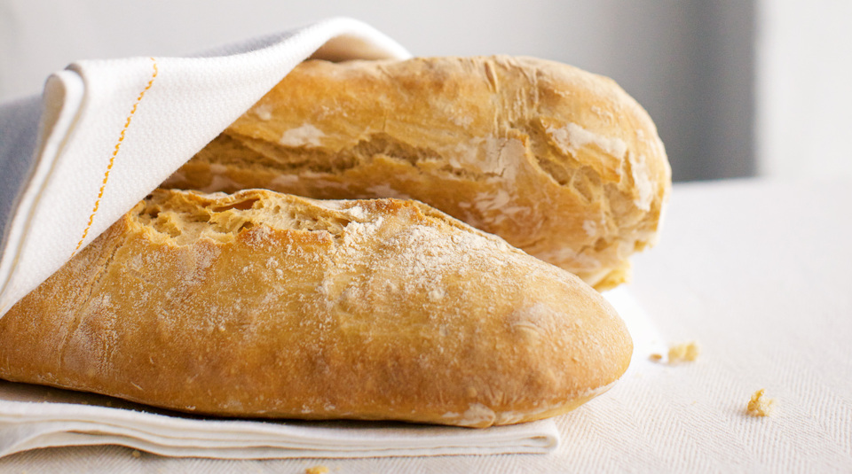 Ciabatta all'italiana