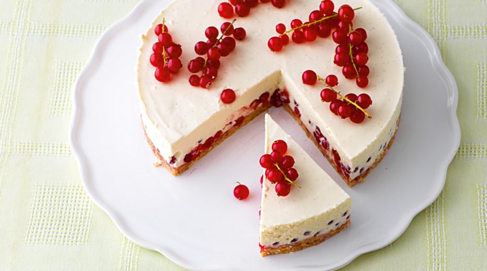 Johannisbeeren Rezepte Fur Kuchen Und Torten Kuchengotter