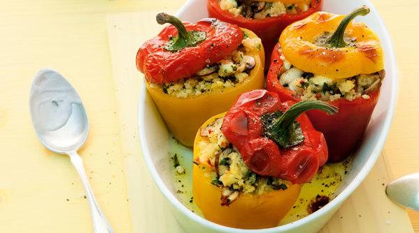 einfache vegetarische gerichte