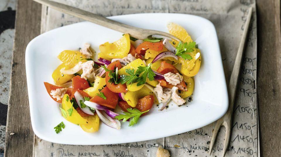 Thunfisch-Ananas-Reis-Diät