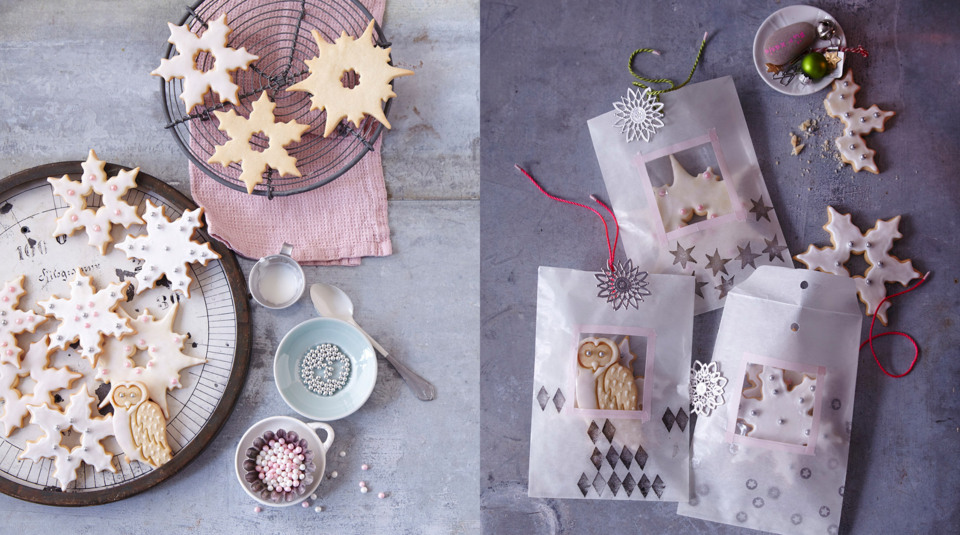 verpackungen f r weihnachtsgeschenke aus der k che. Black Bedroom Furniture Sets. Home Design Ideas