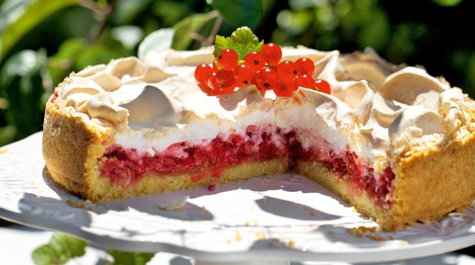 Johannisbeeren: Rezepte für Kuchen und Torten  Küchengötter