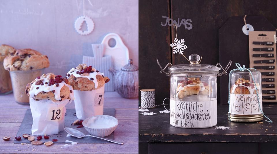 Verpackungen für Weihnachtsgeschenke aus der Küche | Küchengötter