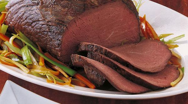 Braten Weihnachten.Die Besten Rinderbraten Rezepte Küchengötter