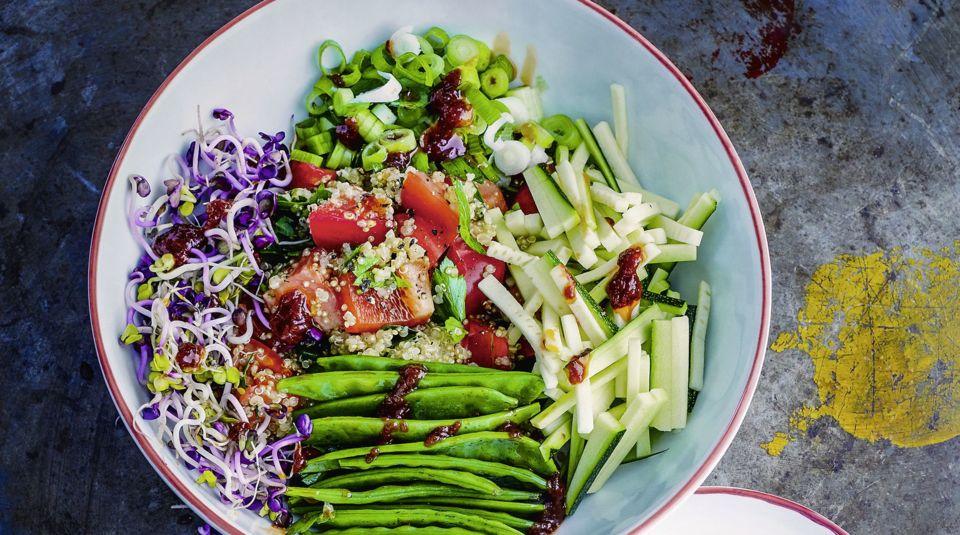 50 schnelle vegetarische Gerichte | Küchengötter