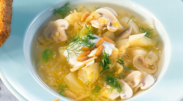 Fenchelsuppe