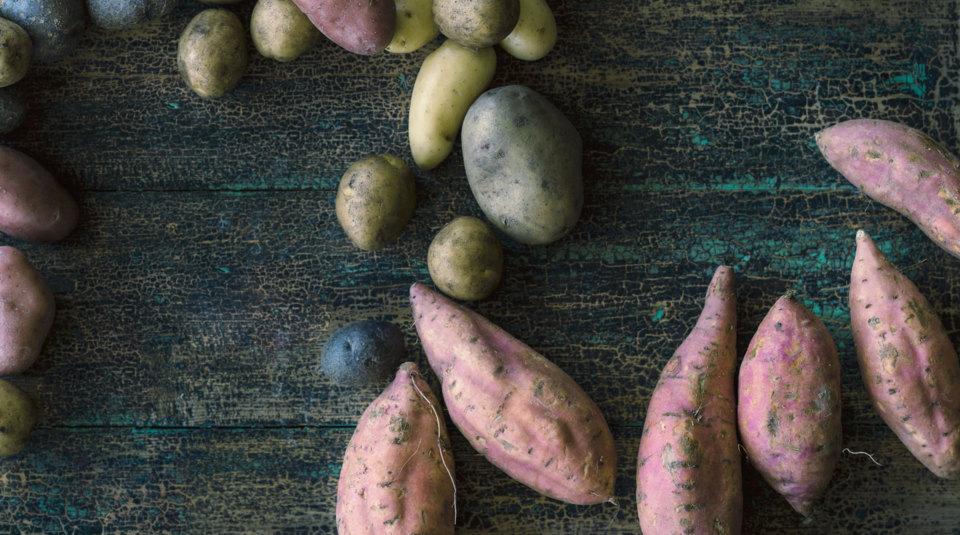 Wissenswertes Rund Um Die Süßkartoffel Küchengötter