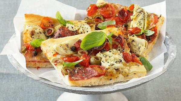 Pizza Unter 300 Kalorien 22 Rezeptideen Küchengötter