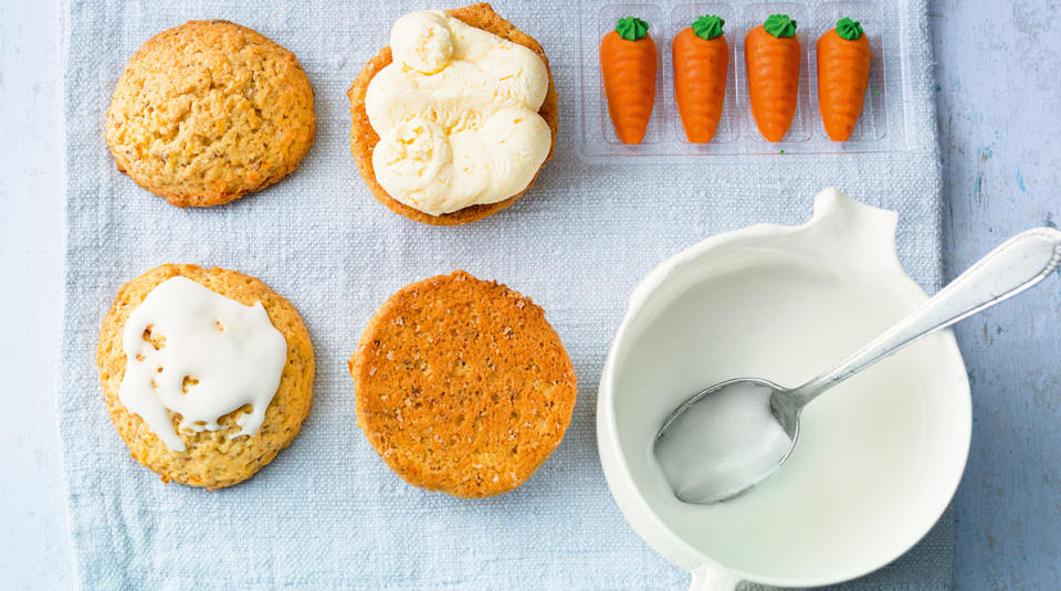 Carrot-Cake-Whoopies