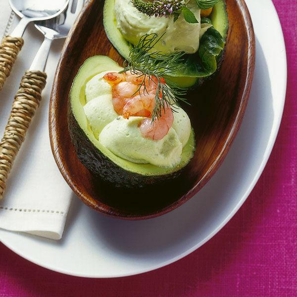 gef llte avocados mit krabben rezept k cheng tter. Black Bedroom Furniture Sets. Home Design Ideas