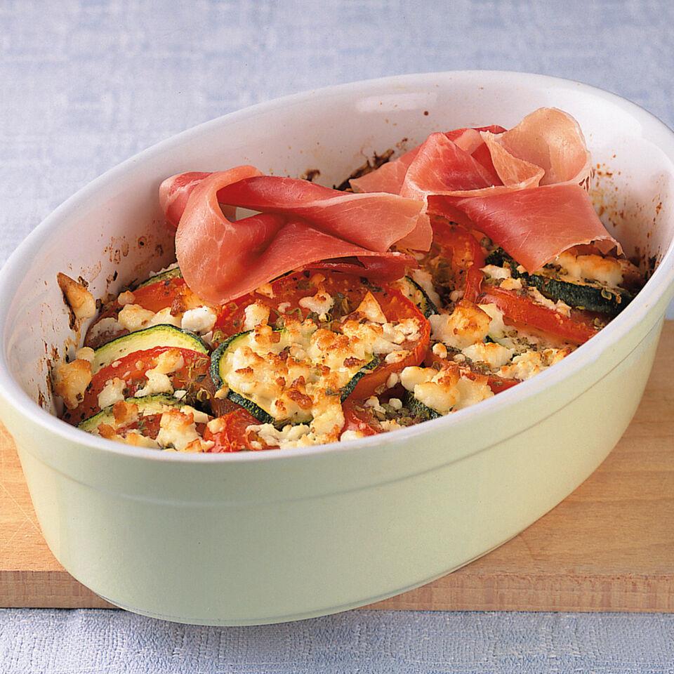 Zucchini-Gratin Rezept | Küchengötter
