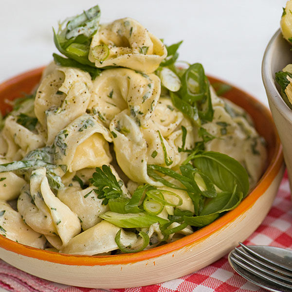 Italienischer Tortellinisalat Rezept K 252 Cheng 246 Tter