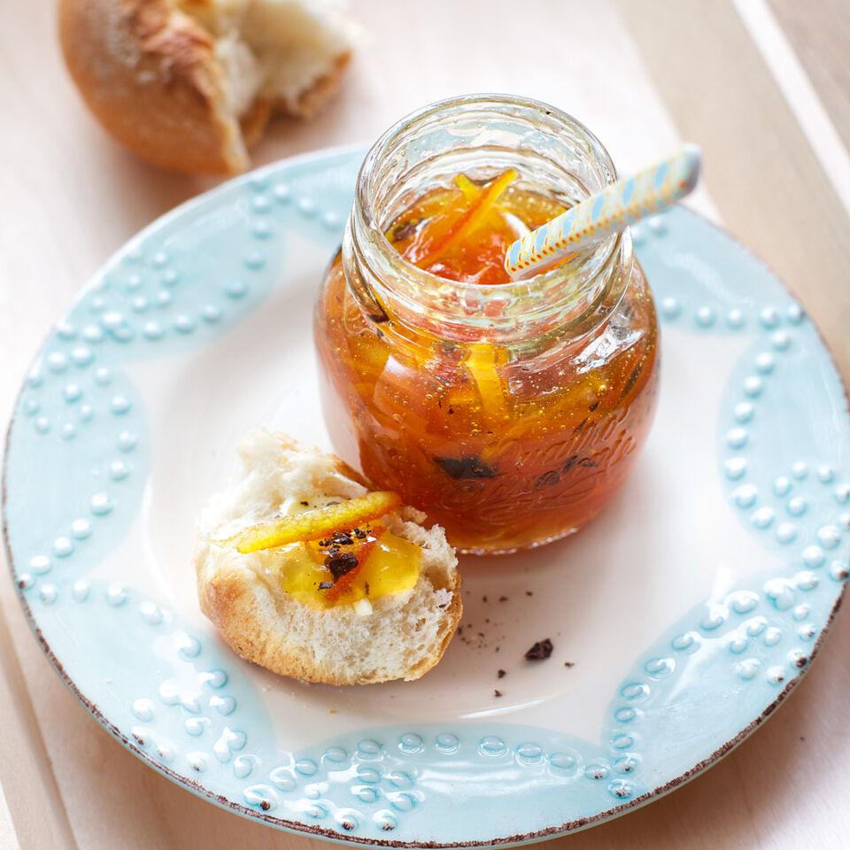 Orangen Schoko Marmelade Rezept Kuchengotter