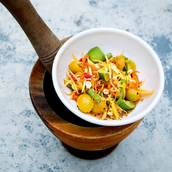 Rezepte papaya salat
