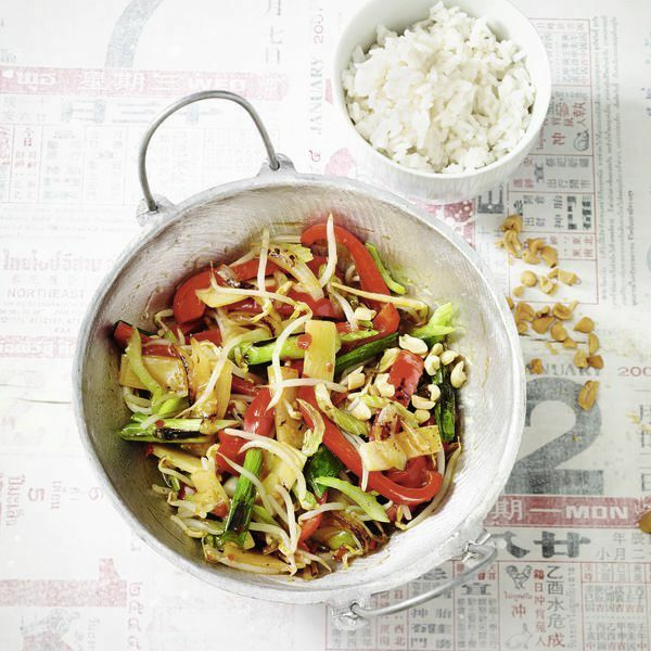 Kalorienarmes Chop Suey Rezept | Küchengötter