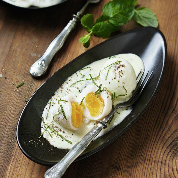 Eier in senf rieslingsauce rezept k cheng tter - Eier kochen dauer ...