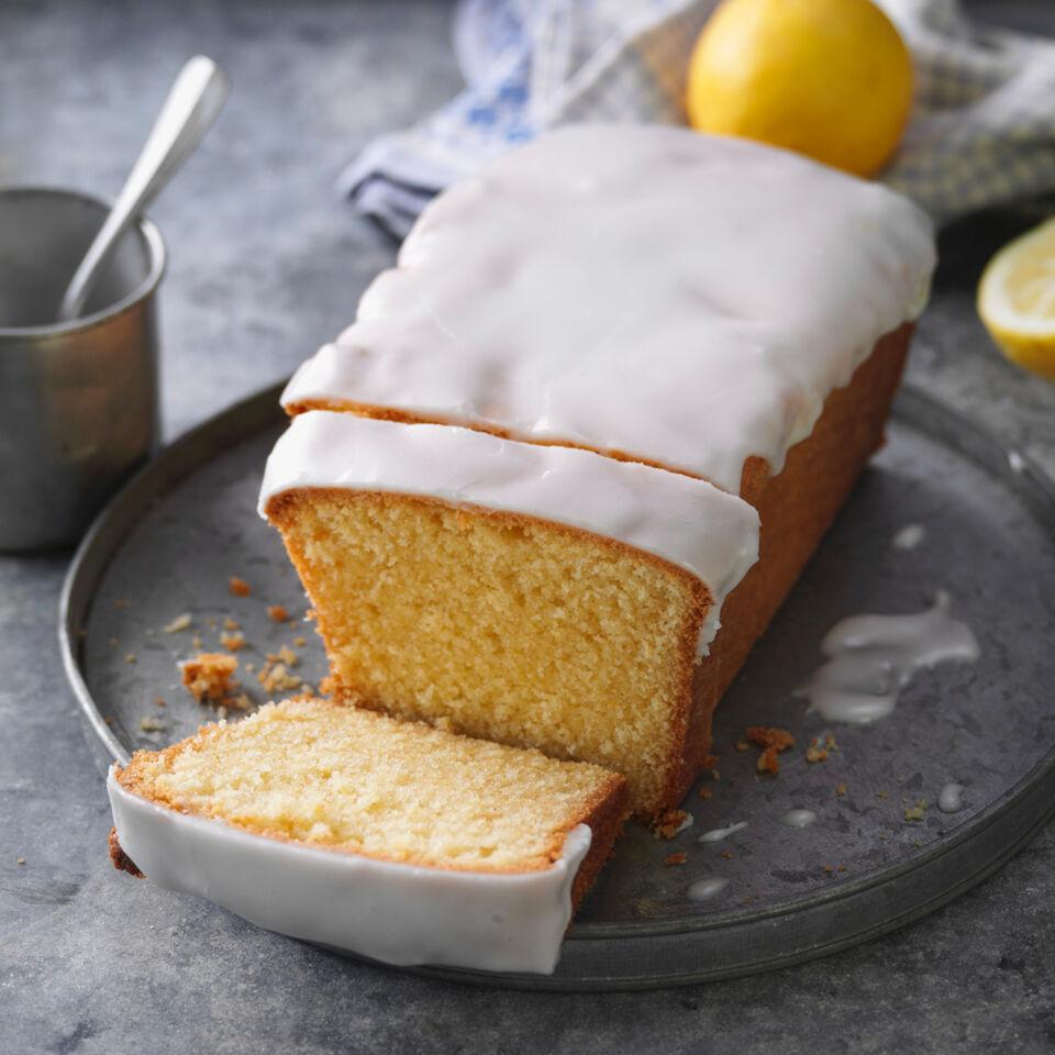 Klassischer Zitronenkuchen Rezept Kuchengotter