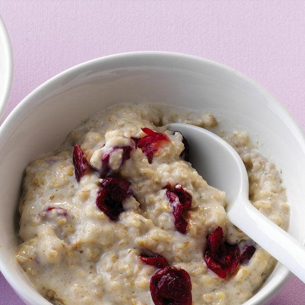 porridge mit cranberries rezept k cheng tter. Black Bedroom Furniture Sets. Home Design Ideas