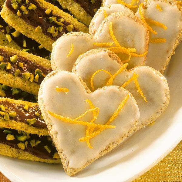 zitronenherzen rezept glutenfreie zitronen kekse k cheng tter. Black Bedroom Furniture Sets. Home Design Ideas