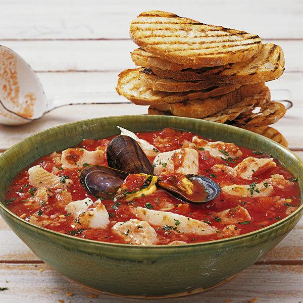 tomaten fisch suppe mit muscheln rezept k cheng tter. Black Bedroom Furniture Sets. Home Design Ideas