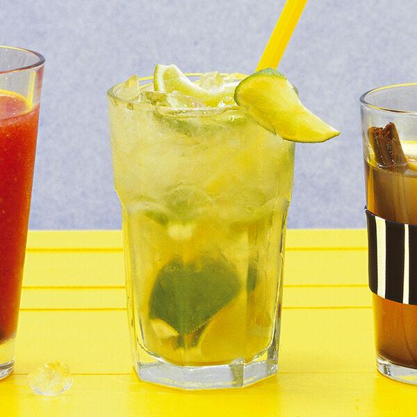 Zutaten für alkoholfreie cocktails