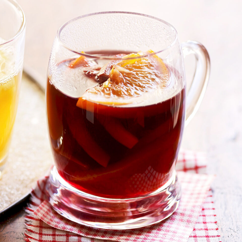 Cranberry Holunder Punsch Rezept K 252 Cheng 246 Tter