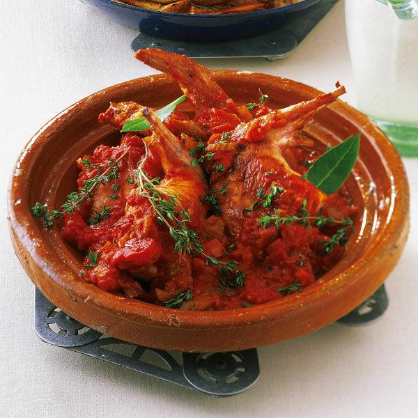 kaninchen in tomatensauce rezept k cheng tter. Black Bedroom Furniture Sets. Home Design Ideas