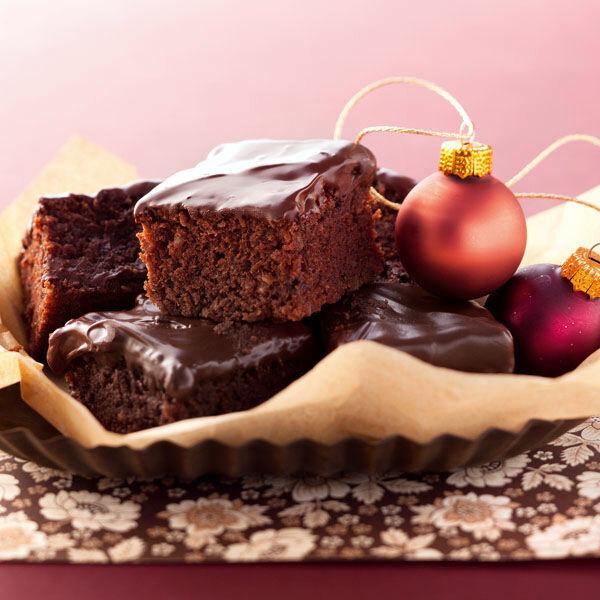 schnelle brownies extraschokoladig rezept k cheng tter. Black Bedroom Furniture Sets. Home Design Ideas