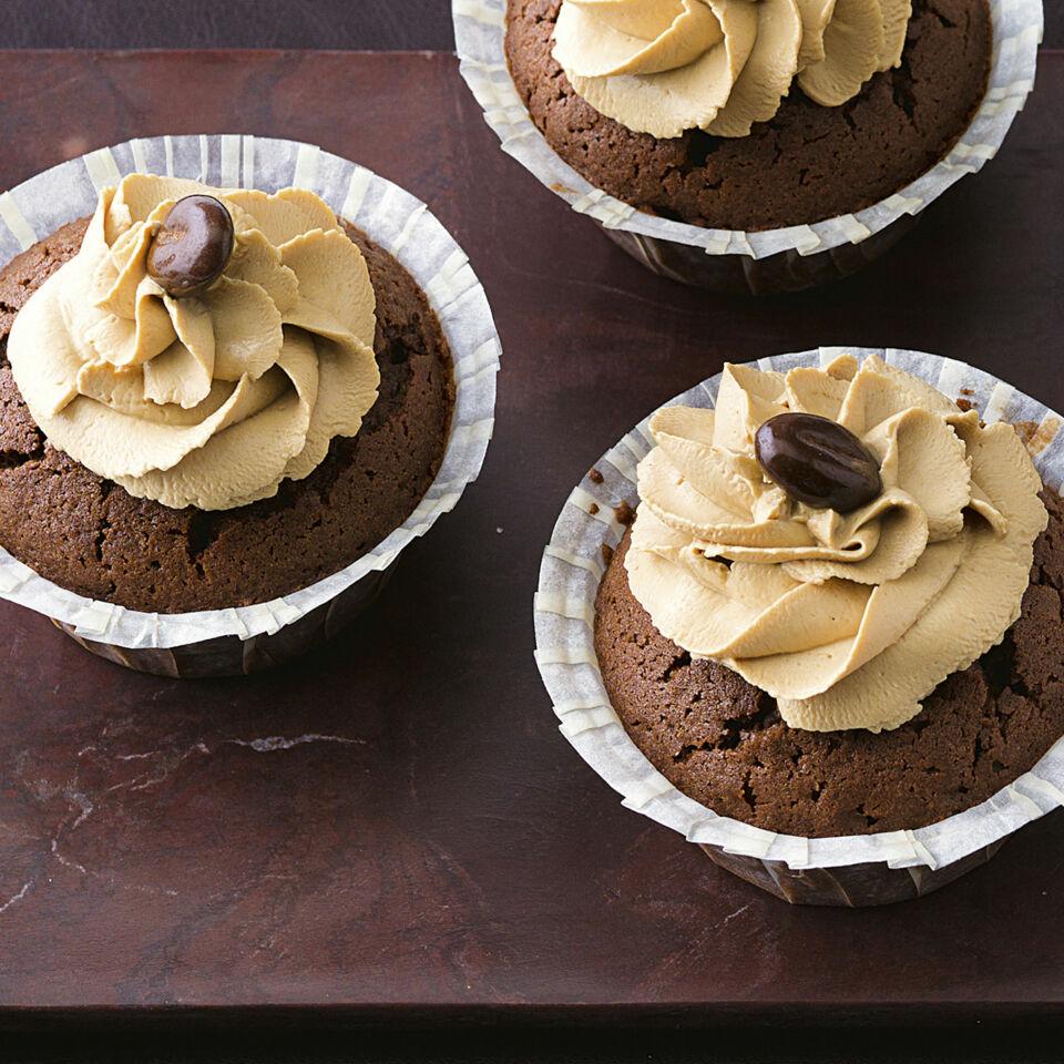 Beeindruckend Halloween Cupcakes Rezepte Das Beste Von Mokka-cupcakes