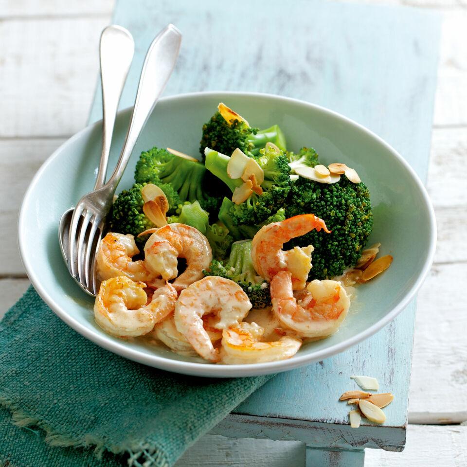 Brokkoli aus dem Krustentierdampf Rezept | Küchengötter