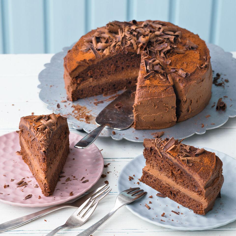 Schokoladentorte Fur Kinder Rezept Kuchengotter