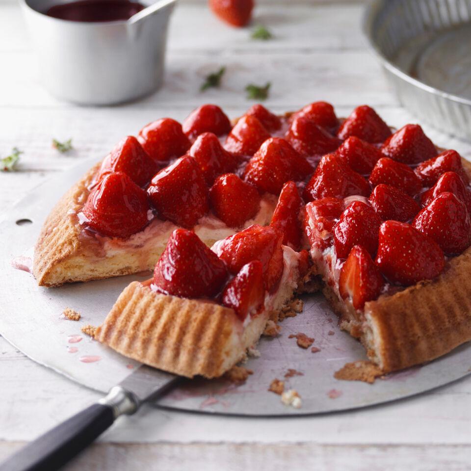 Verfuhrerischer Erdbeerkuchen Rezept Kuchengotter