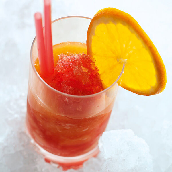 Crushed Campari Orange