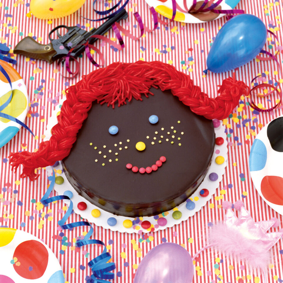 Pippi Langstrumpf Torte Rezept Mit Bild K 252 Cheng 246 Tter