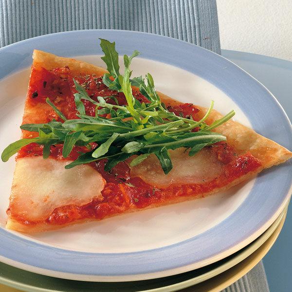 Schnelle Pizza Rezept Küchengötter