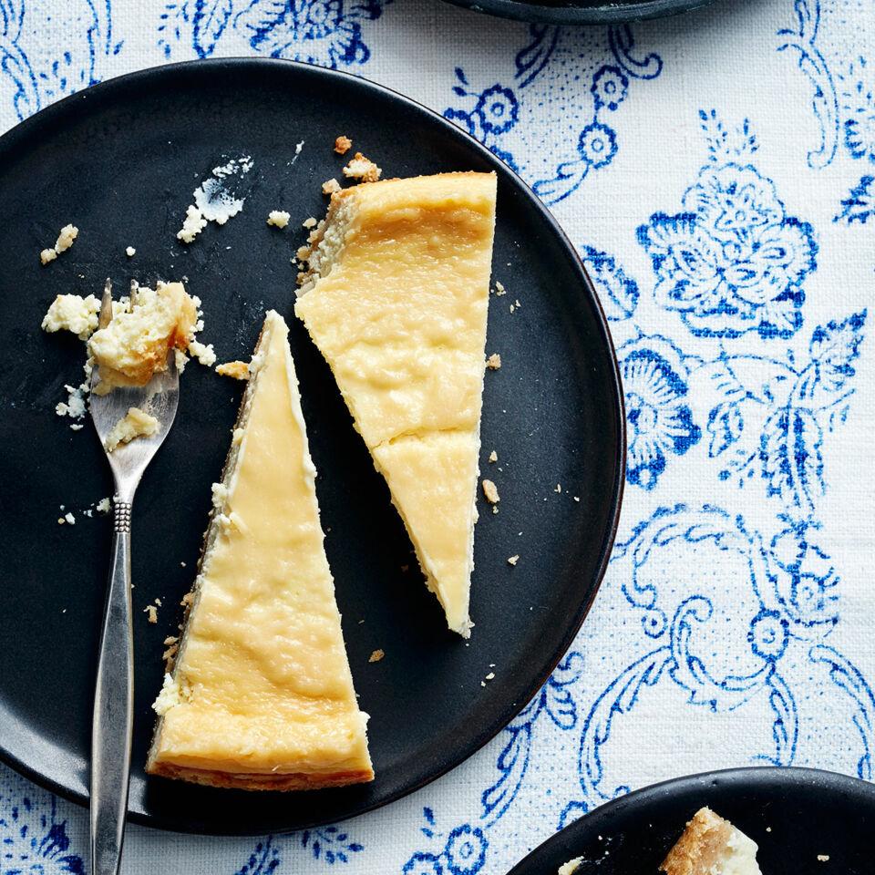 Oriental Cheesecake Kasekuchen Auf Turkische Art Rezept Kuchengotter