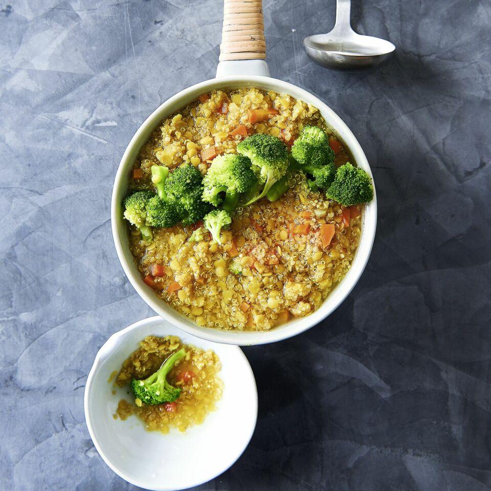Ayurvedisches Kitchari – zuckerfrei   Küchengötter