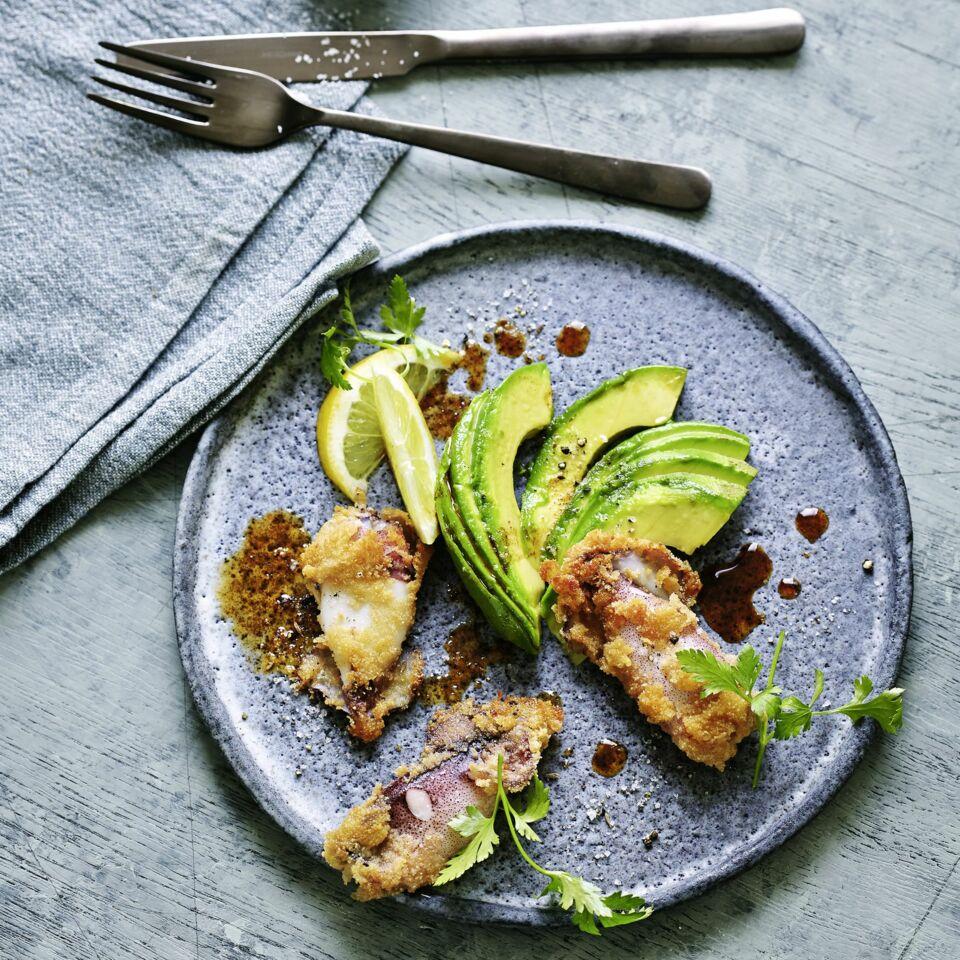 Tintenfisch-Rezepte | Küchengötter