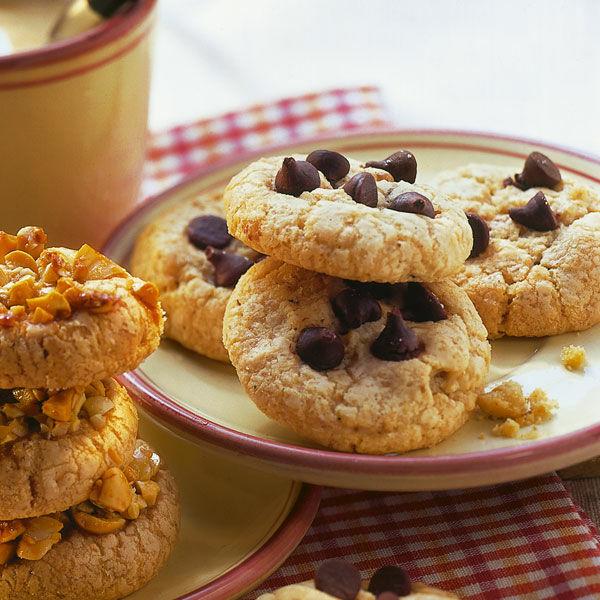 schoko nuss cookies rezept k cheng tter. Black Bedroom Furniture Sets. Home Design Ideas