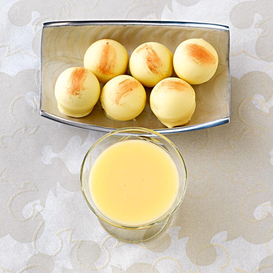 Eierlikörtrüffel Rezept Küchengötter